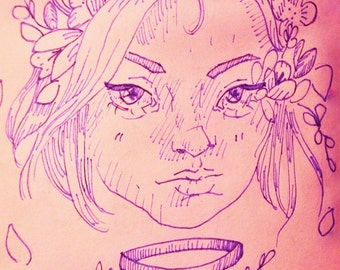 Sakura (Print)