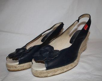 Maria Victoria wedge heel sandals