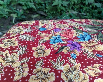 Fabric Batik President