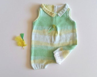 100% Cotton Baby Bodysuit