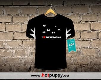 "T-Shirt ""I Love Darkrooms"""