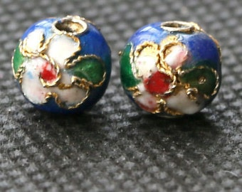 pure cooper beads colorful beads high quality beads loose beads