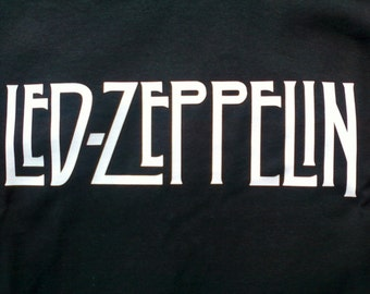 Led Zeppelin T-shirt 100 % Cotton and 1 stisker Free