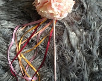 SALE** Flower Girl Wand