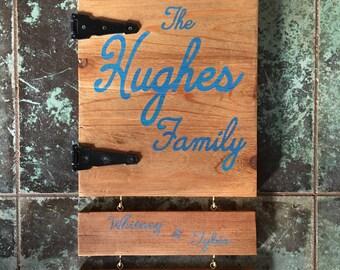 Family Name Board