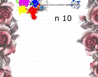 Letter paper 20 sheets DIN A4