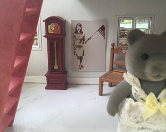 Dollhouse Art Printable Trophy Wife Series