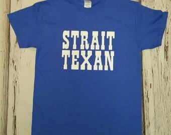 Strait Texan women's tee