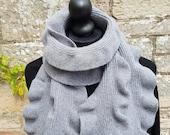 Scottish angorawool scarf