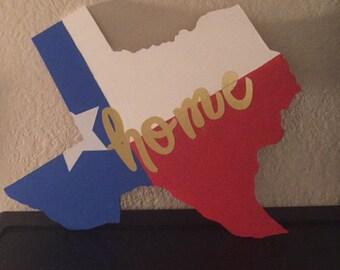 """Texas """"home"""""""