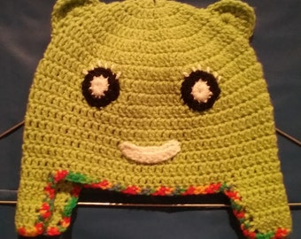 Boys 'Friendly Monster' Beanie