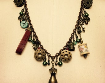 THE DRESSMAKER NECKLACE
