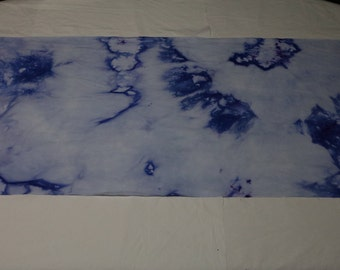 Hand Dyed Fabric Piece # 71