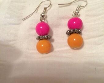 SALE******Beaded earrings