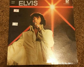 Unopened Elvis Presley - You'll Never Walk Alone Record 1971