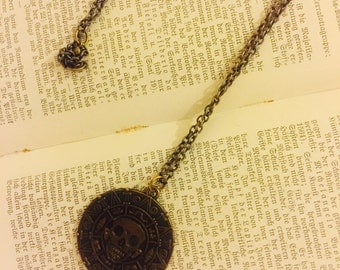 Pirates of the Caribbean amulet