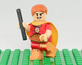 Hyperion Custom minifigure (Lego Compatible) Marvel Comics Superhero villain Fantastic Four Avengers X-Force Inhumans X-Men Christmas Gift