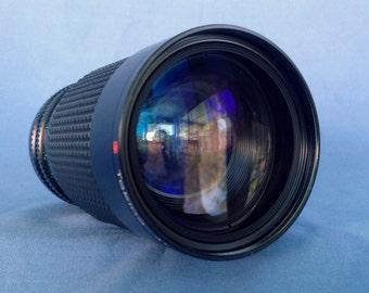 Tokina AT-X 35-200mm f3.5-4.5 Macro manual focus Zoom Lens for Minolta mount (MD)
