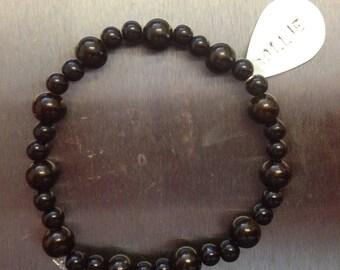 Beads Bracelet + personal charm