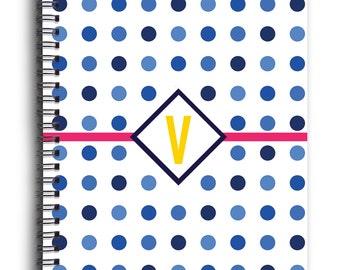 Monogram Dots