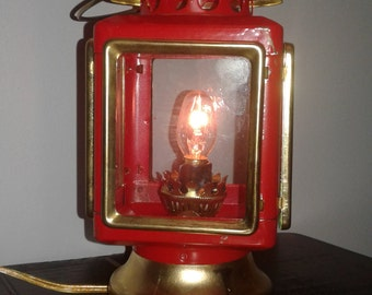 Carriage lantern lamp