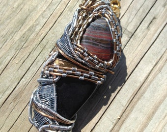 WireWrapped Pendant