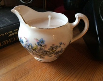 Teacup Milk Jug Candle