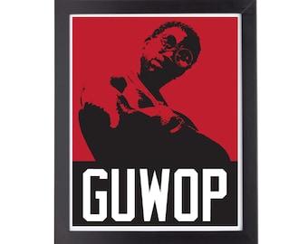 Gucci Mane Guwop Art Print