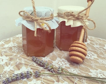 Wedding Favour Honey Jars