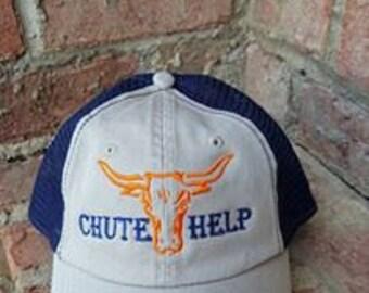 Chute Help hat