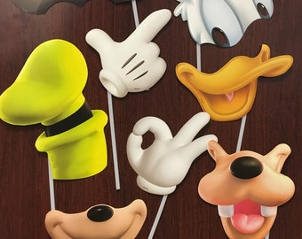 Mickey Mouse Photo Prop