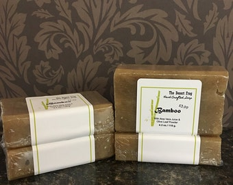 Bamboo Scented Soap