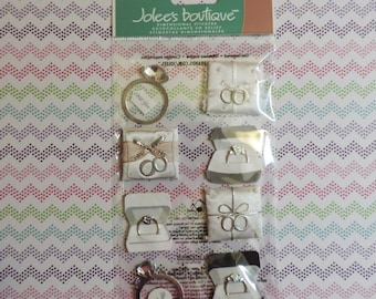 Wedding ring stickers by Jolee's Boutique