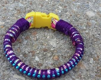 Kid's Cobra Paracord Bracelet