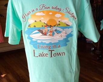 Lake Living tshirt