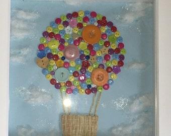 Hot Air Balloon Frame