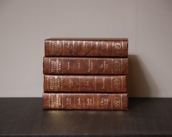 Readers Digest Condensed Set of 4 Books