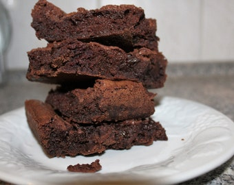 Mummy's Yummy Chocolate Chip Brownies