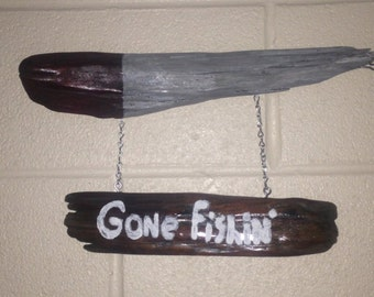 Driftwood Fishing Lure