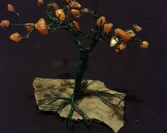 precious stone tree