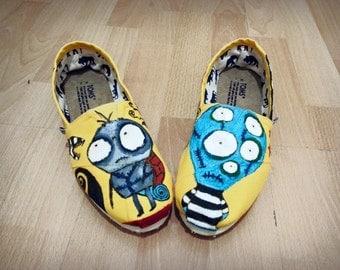 Custom Made Tom's Shoe