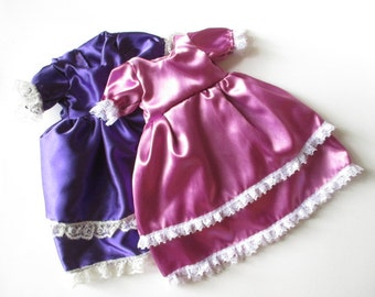 "18"" doll ballroom dress - lilac"