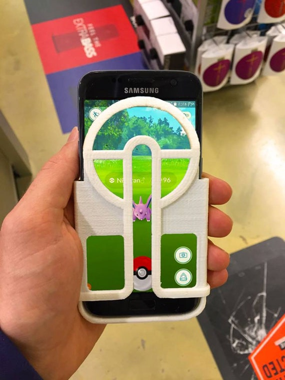 online store 26e59 45ee9 This $10 Case Helps You Catch PokeMon In PokeMon Go | DroidForums ...