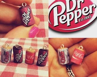 Pop-Can Necklace Pendants
