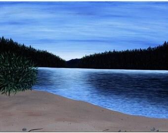 Columbia River, Northern Washington