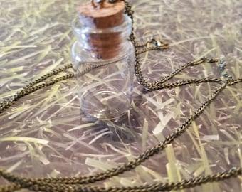 Sale jar Necklace