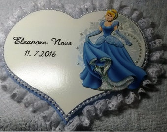 Disney Princess Door Sign