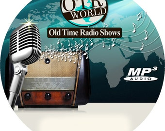 The Adventures of Frank Merriwell Old Time Radio Show MP3 On CD-R 39 Episodes OTR OTRS
