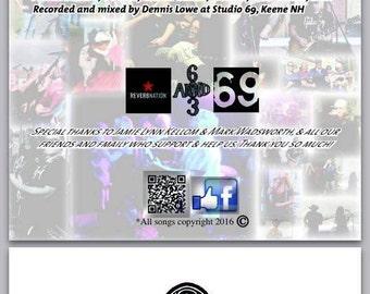 ADHD603 Demo CD