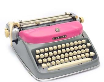 1950s Alpina typewriter